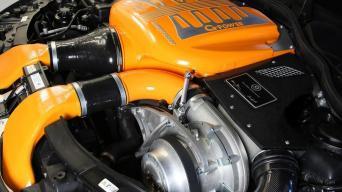 E9x M3's SK III Kompressorsystem: 720 AG ir 700 Nm
