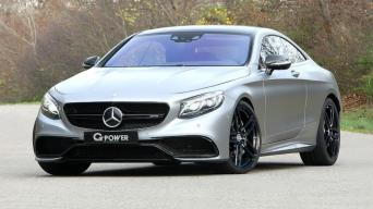 G-Power MB C63 AMG Coupe