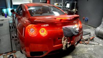 Greičiausias GT-R Europoje