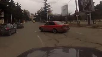 Gruzijos gatvių chuliganai