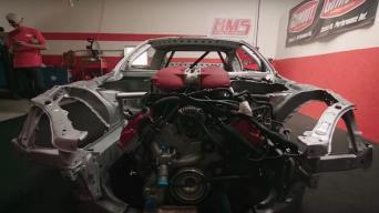 Toyota GT86 su Ferrari varikliu