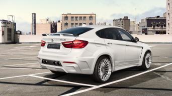 Hamann BMW X6 M50d