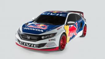 Honda Civic GRC