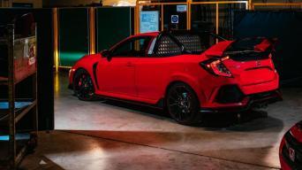 Honda Civic Type R pikapas