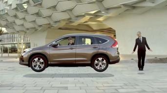 Honda CR-V reklama