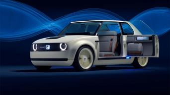 Honda Urban EV konceptas