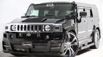 Hummer H2 Calwing