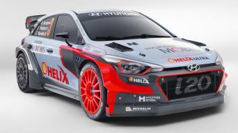 Hyundai i20 WRC/Gamintojo nuotrauka