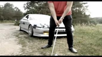Honda Prelude Test Drive ot Igor Shishkin