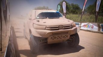 Dakaro ralis/Edgaro Buiko nuotrauka