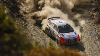 Italijos ralis 2016/Hyundai Motorsport nuotrauka