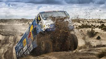 Dakaro ralis/Frederic Le Floc'h - DPPI nuotrauka