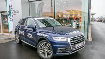 Audi Q5/Kas vyksta Kaune nuotrauka