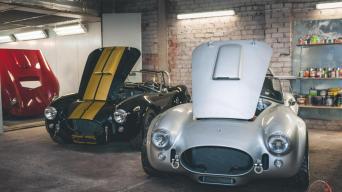 Shelby Cobra/Vytauto Pilkausko nuotrauka