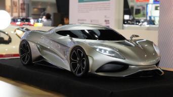 Koenigsegg/Vanatical Design nuotrauka