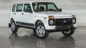 Lada 4x4 Urban 5d
