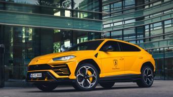 Lamborghini Urus/VPP Motors nuotrauka