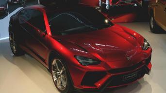 Lamborghini Urus/Autoplius.lt nuotrauka