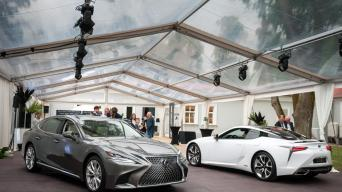 Lexus LS ir LC