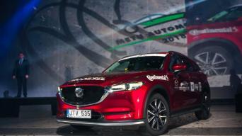 Lietuvos metų automobilis 2018 - Mazda CX-5