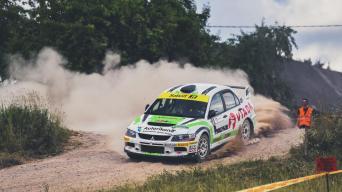 Lietuvos ralio čempionatas/V P Motors nuotrauka