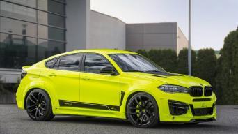 Lumma Design BMW X6 M