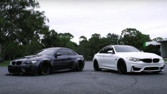BMW M3 ir M4