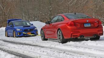 BMW ir Subaru