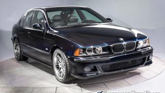 BMW M5 E39/Enthusiast Auto Group nuotrauka