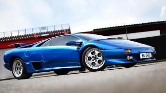 Lamborghini Diablo VT/Irmanto Arnausko nuotrauka