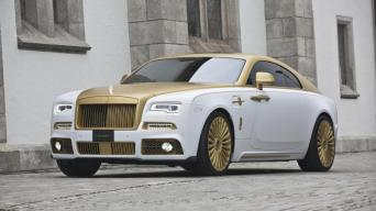 Mansory Wraith Palm Edition 999