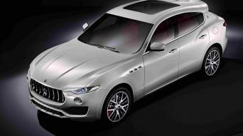 Maserati Levante/Gamintojo nuotrauka