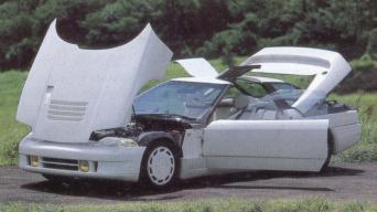 Mazda MX-03 Concept