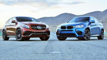 BMW ir Mercedes