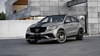 Mercedes-AMG GLE 63 Coupe Wheelsandmore/Gamintojo nuotrauka
