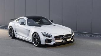 Mercedes-AMG GT S Aereion FAB Design