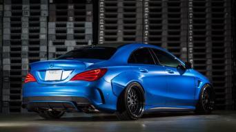Mercedes-Benz CLA Fairy Design/Gamintojo nuotrauka