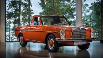 Mercedes-Benz La Pickup
