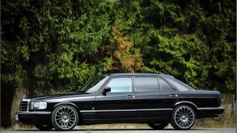 Mercedes-Benz S420 SEL/Tomo Sapario nuotrauka