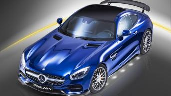 Mercedes-AMG GT-RSR Piecha