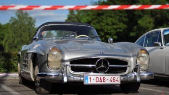 Mercedes-Benz/Vytauto Pilkausko nuotrauka