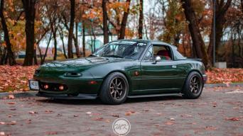 Mazda MX-5 Miata/MK Studios nuotrauka
