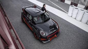 Mini John Cooper Works GP konceptas