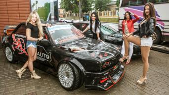 Miss Racing 2017/Organizatorių nuotrauka