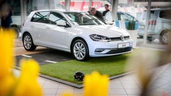 VW Golf Mk7 Facelift/Vytauto Pilkausko nuotrauka