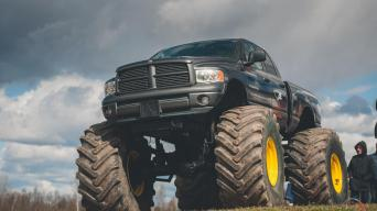 Monster Truck/Vytauto Pilkausko nuotrauka