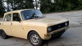 Moskvich V8