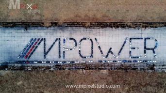 BMW M Power/Mpixel studio nuotrauka