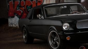 Ford Mustang/Vytauto Pilkausko nuotrauka