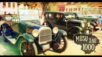 Istorinės transporto priemonės